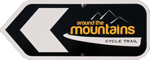 Logo Around the Mountains Cycle Trail