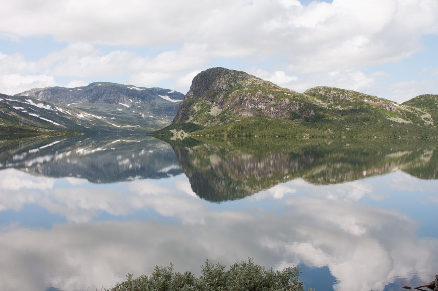 Nygardsvatnet, Norwegen