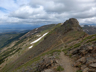 st.james peak