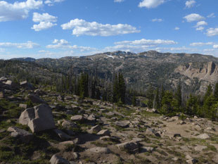 Mt. Zirkel Wilderness